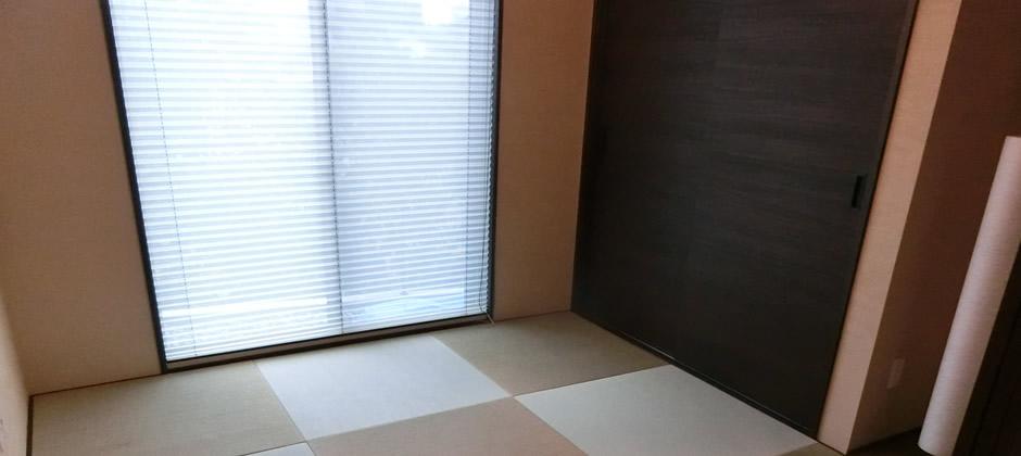和室でのカーテンの選び方