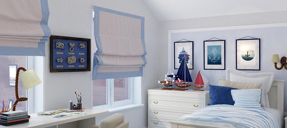子ども部屋でのカーテンの選び方