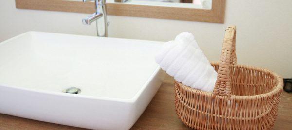 便利!カンタン!見た目もきれい!洗面所でタオルを収納する6つのアイデア
