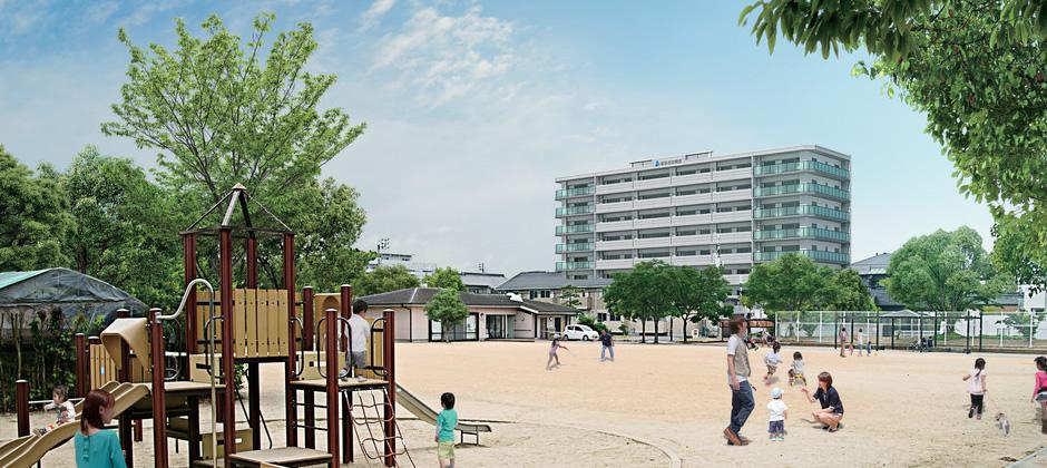 アルファステイツ太田中央公園