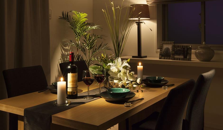 和食器を使ったテーブルコーディネート
