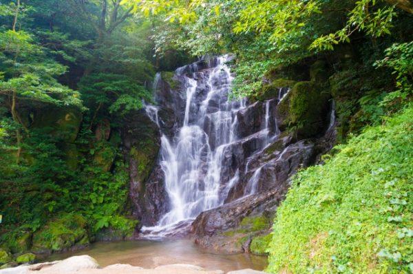 白糸の滝(糸島市)
