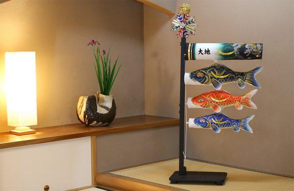 室内飾り用の鯉のぼり