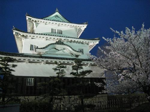 丸亀城桜まつり