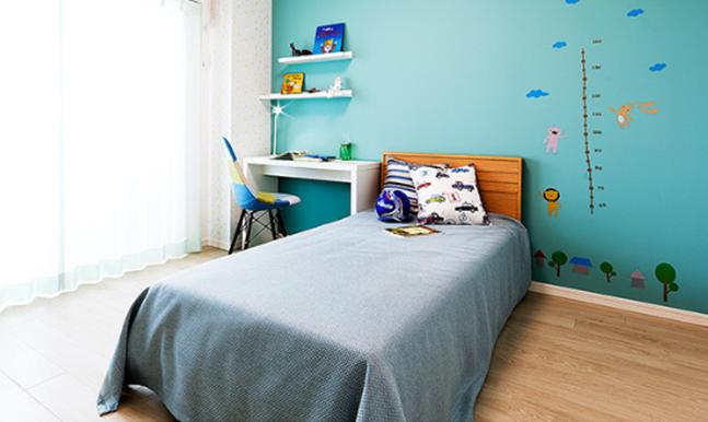 色の基本は3つ壁の色をかえて自分スタイルの理想のお部屋を作ろう