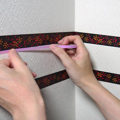 マスキングテープを使うときは試し貼りを