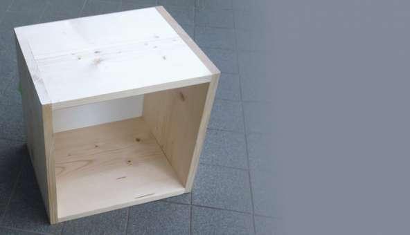 DIYの基礎から学ぶ!初心者でもできる収納BOXづくり