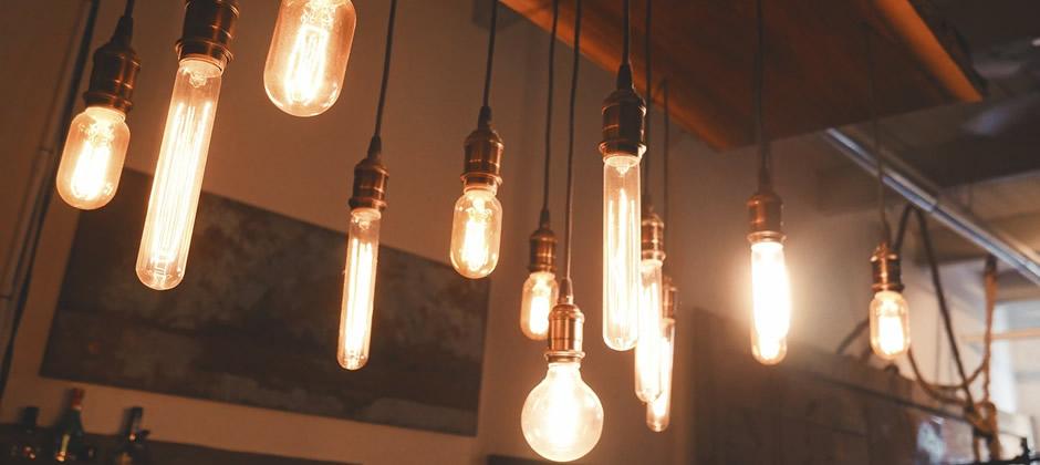 目的で選ぶ照明の種類