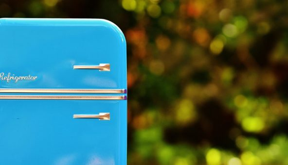 冷蔵庫の簡単掃除術