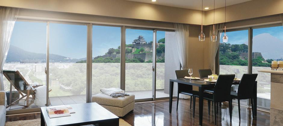 「眺望」・「階数」を決め手に最上階住戸を購入したCさんの場合