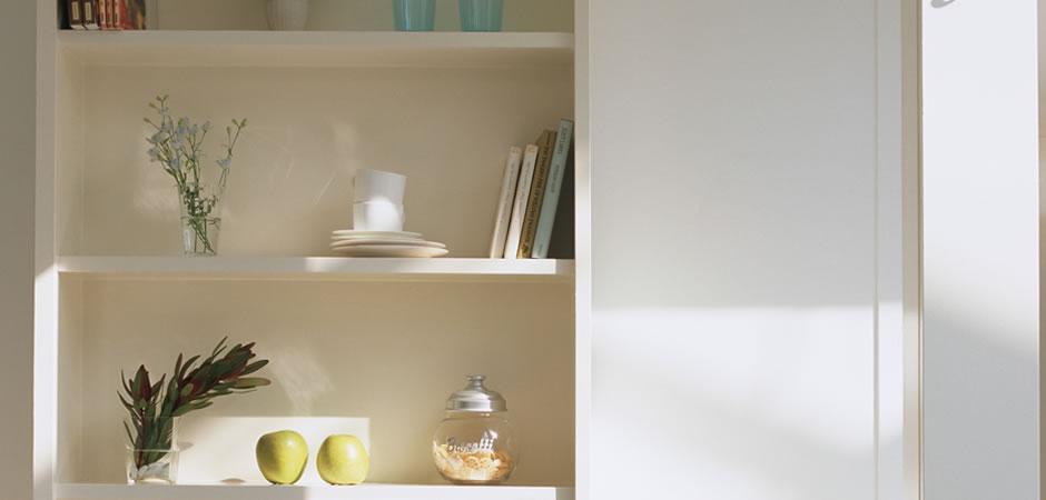 本棚はお気に入りを並べる場所でもある