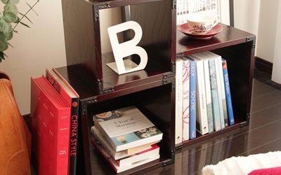 和のシンプル本棚