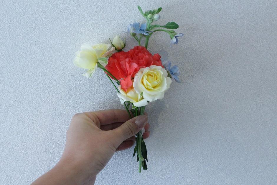 花材の長さ