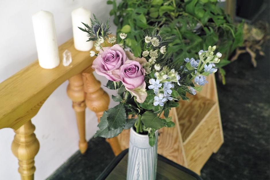 1月おすすめの花「バラ」