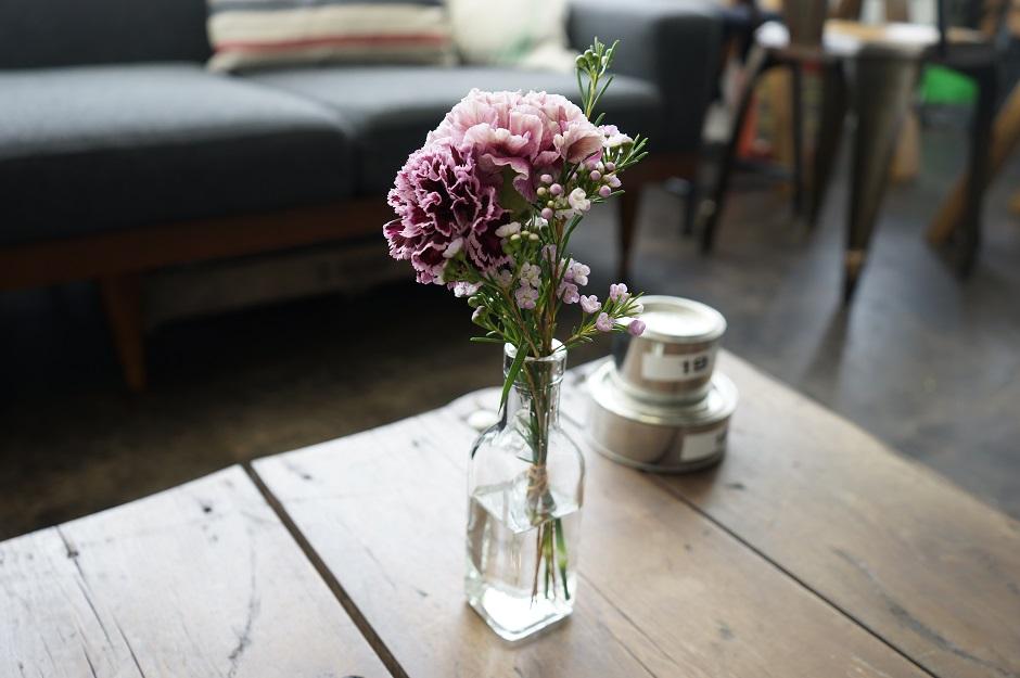 1月おすすめの花「カーネーション」