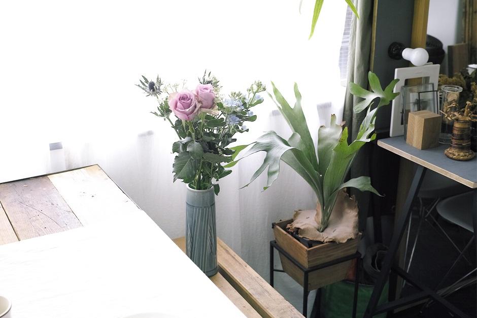 花のある暮らしの効果