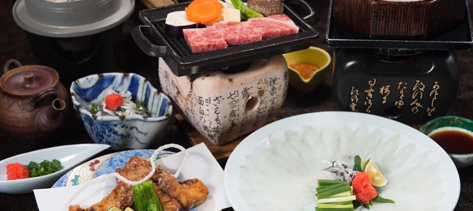 日本料理の形式と配膳マナ