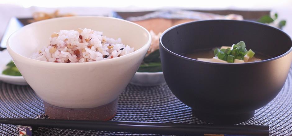 日本料理の配膳にはルールがある