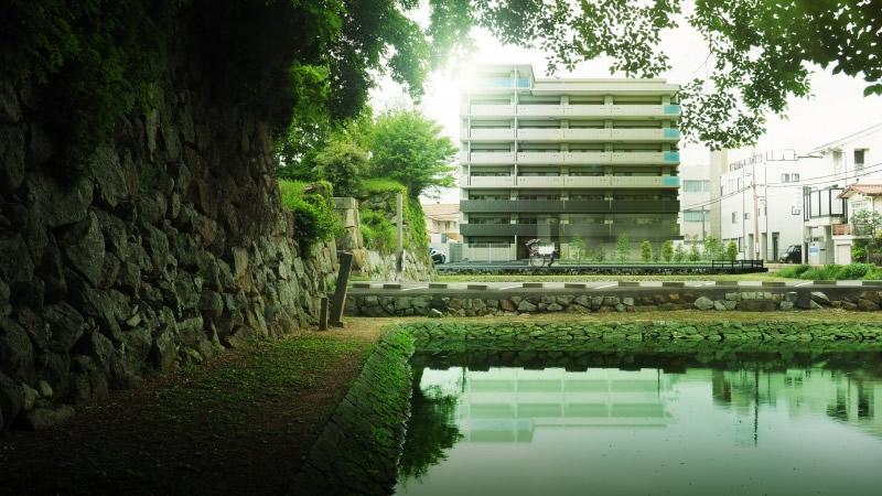 アルファステイツ五軒邸弐番館