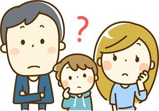 考える家族