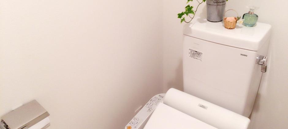 臭いと汚れを一掃して快適トイレライフ