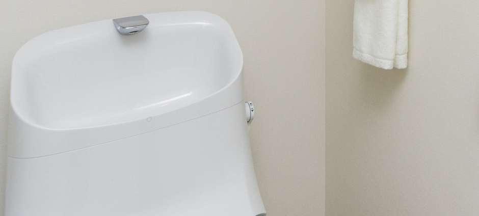 トイレタンクのお掃除方法