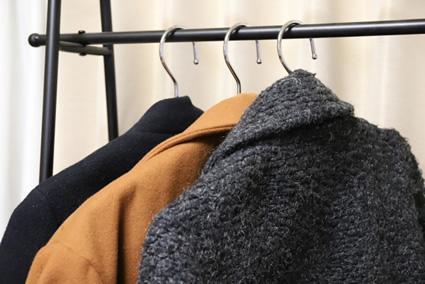 ウールのコートのお手入れ方法