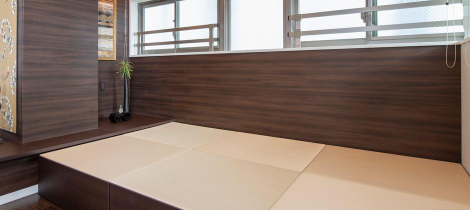 頻度別畳のお手入れ方法