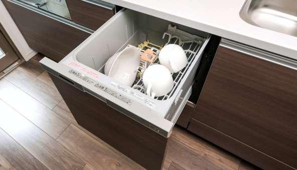 食洗機の掃除は専用洗剤で