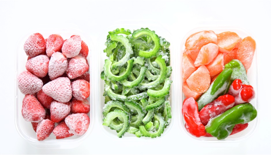 忙しい毎日の味方!食材冷凍ワザをマスターしよう