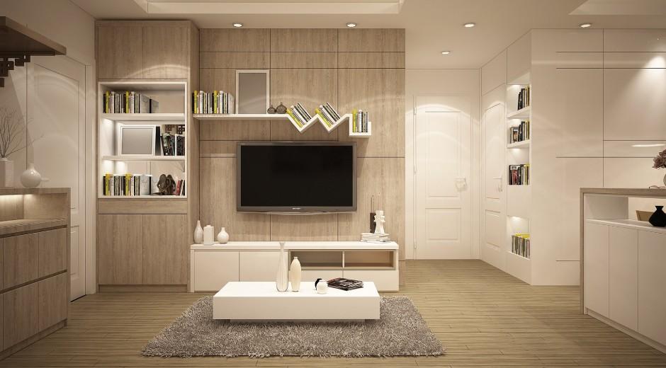 家具の配置