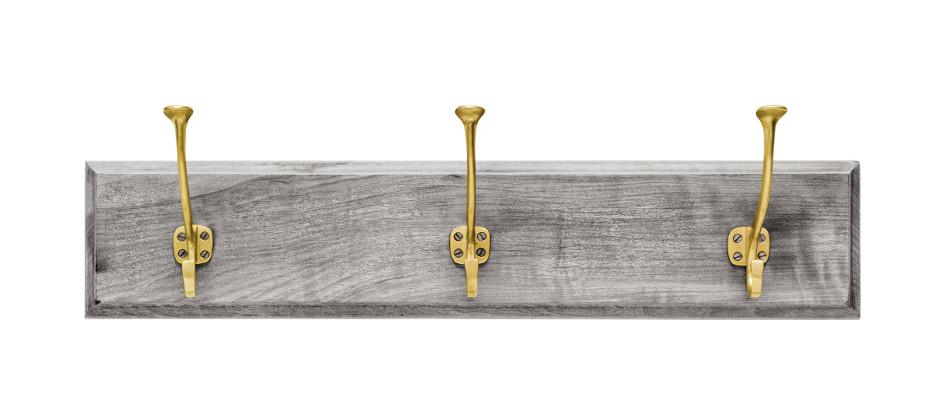 壁を効果的に収納スペースに変えるバータイプの引っ掛け収納