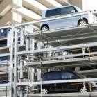 機械式駐車場の使い方