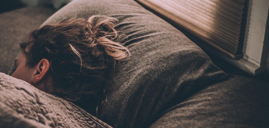 ふかふかの布団で快適な睡眠を