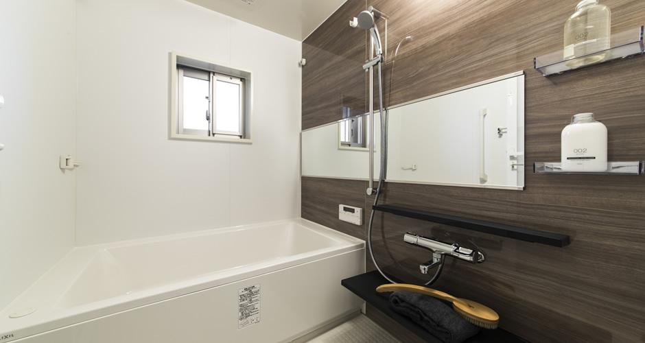 お風呂で最も汚れやすい場所
