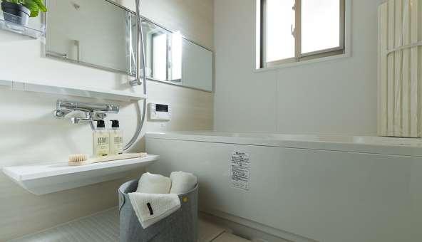 お風呂の掃除方法