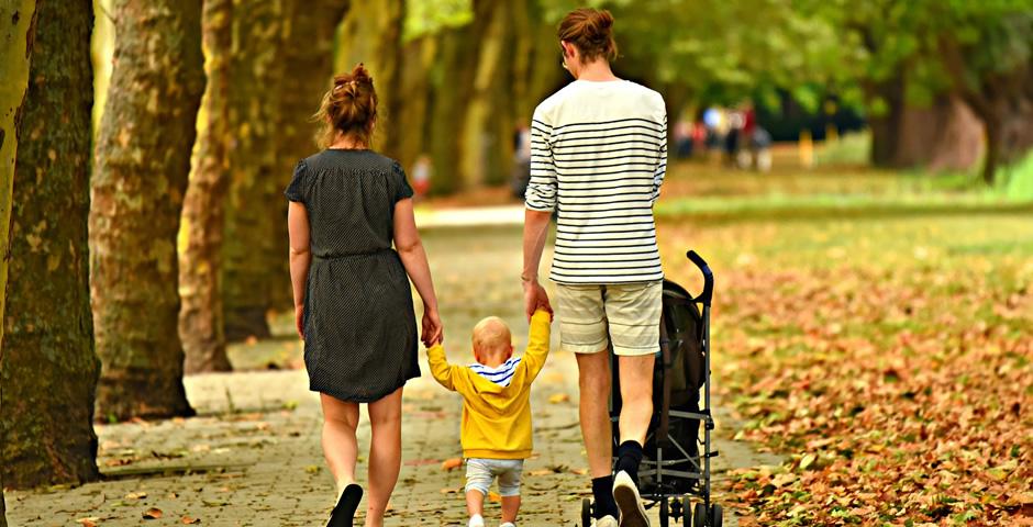 3人家族の場合