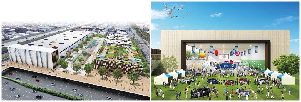 商工センター地区再開発