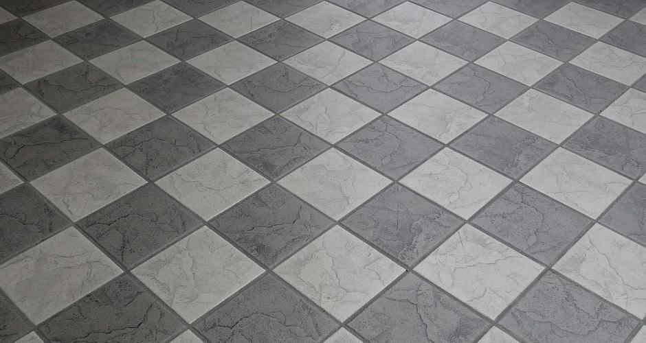 床タイル(ざらざらした素材)