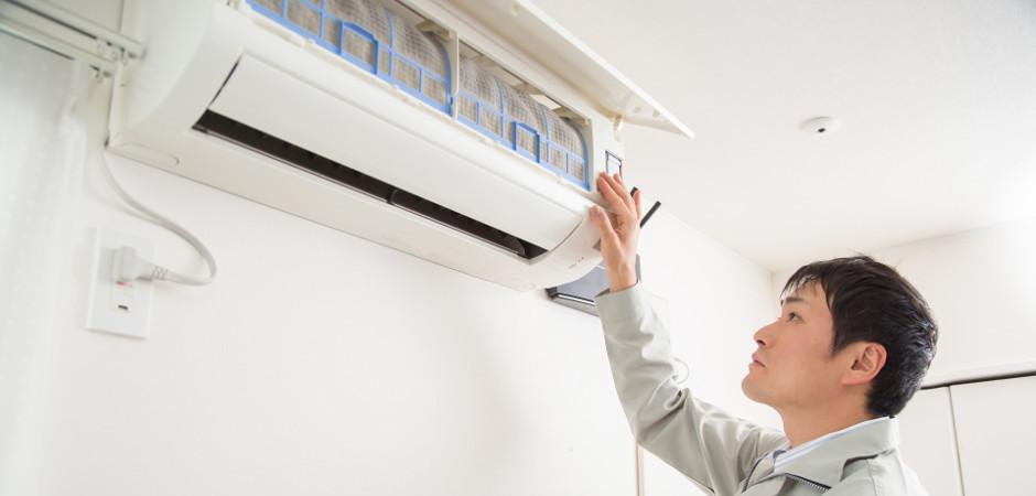 エアコン掃除を業者に依頼する場合