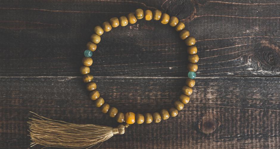 仏前式では数珠を用意