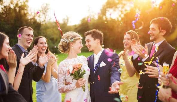 結婚式の服装マナー