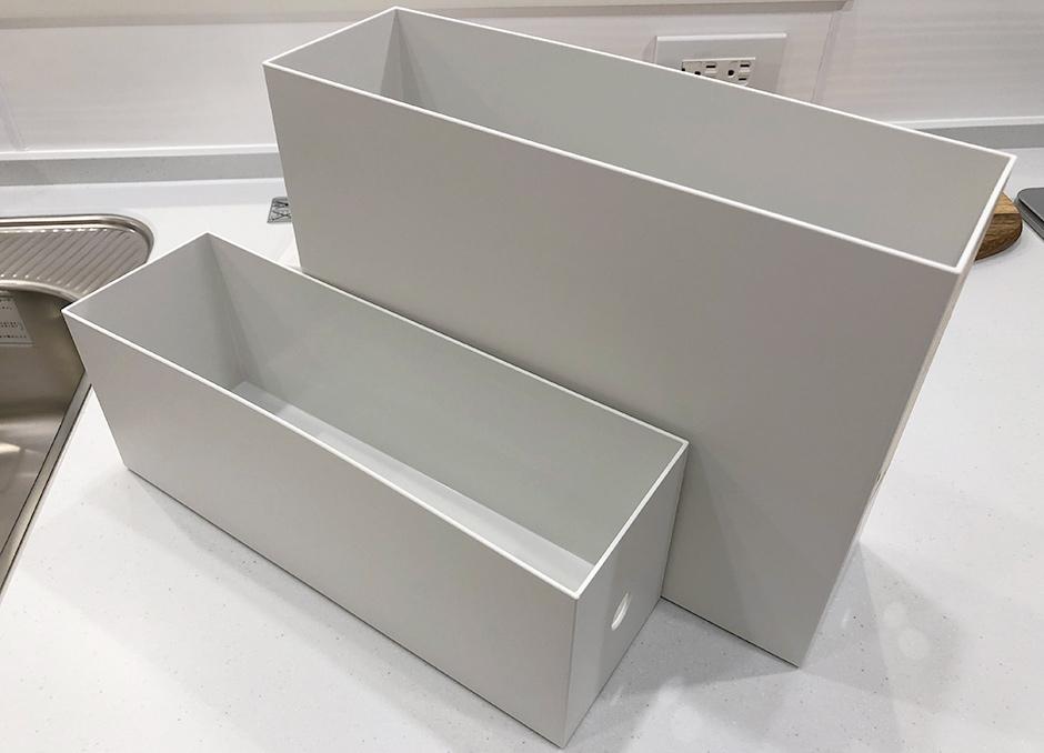 小分けのBOX