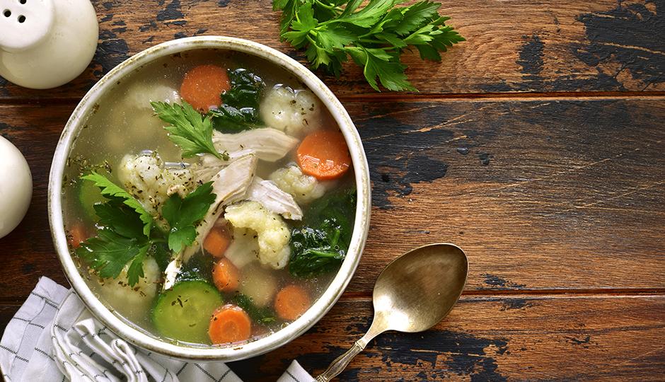 親子で食べたい!人気のからだぽかぽか冬野菜レシピ