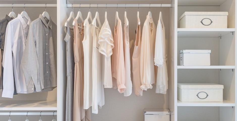 洋服の管理
