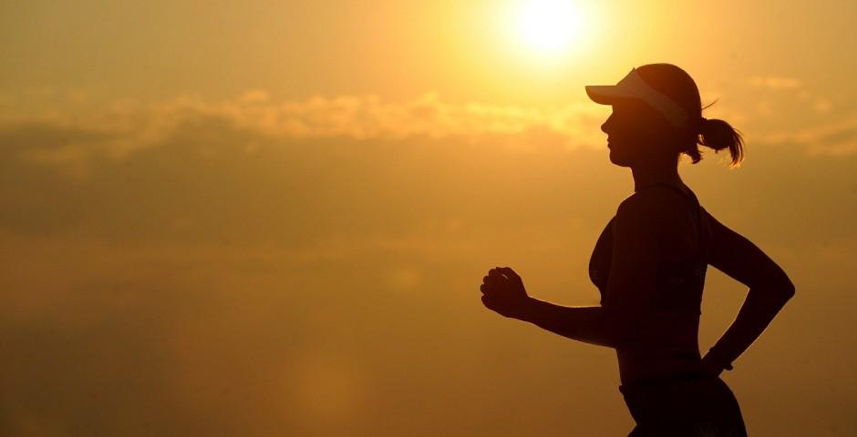 ジョギングの正しいフォーム