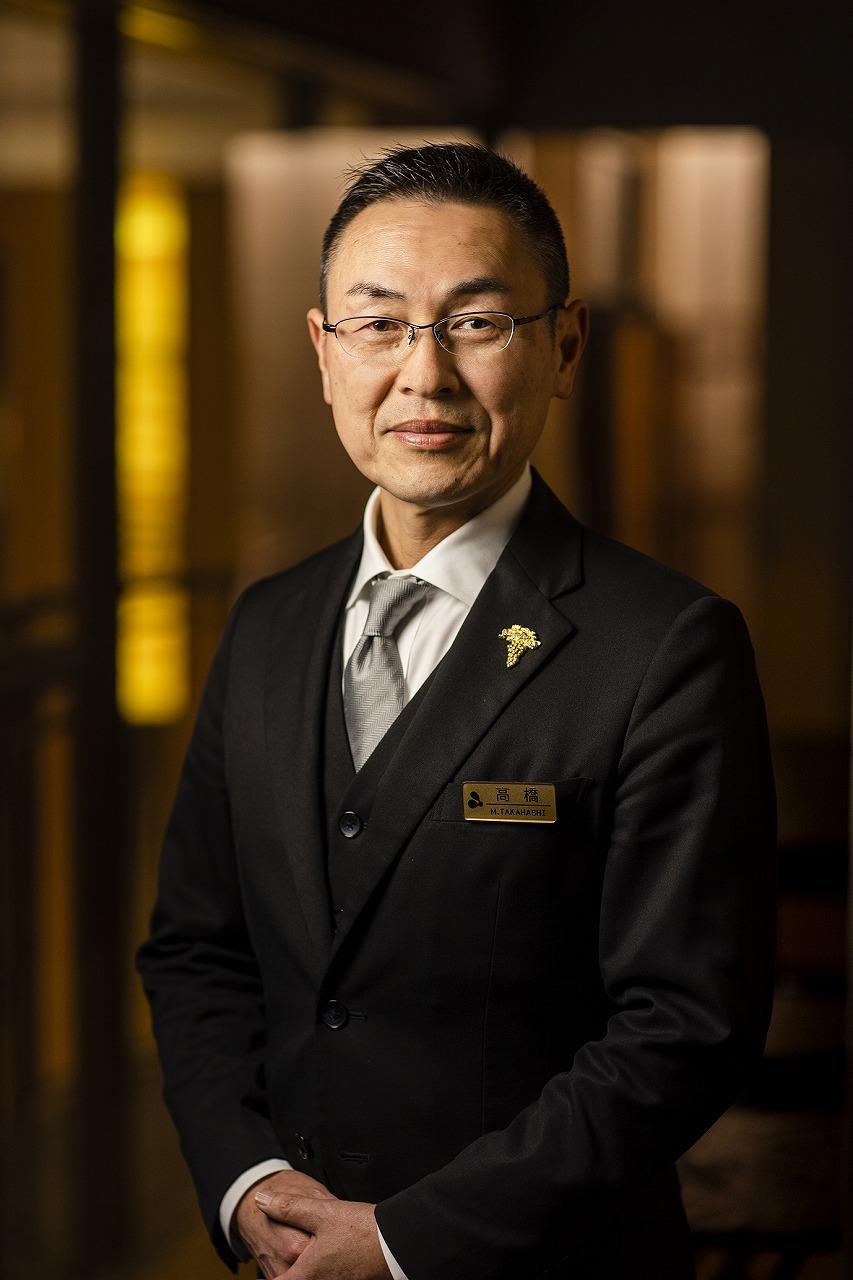高松国際ホテル:高橋ソムリエ