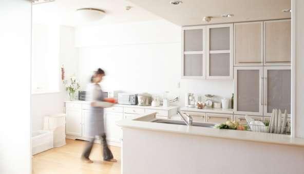 キッチンインテリアのポイント
