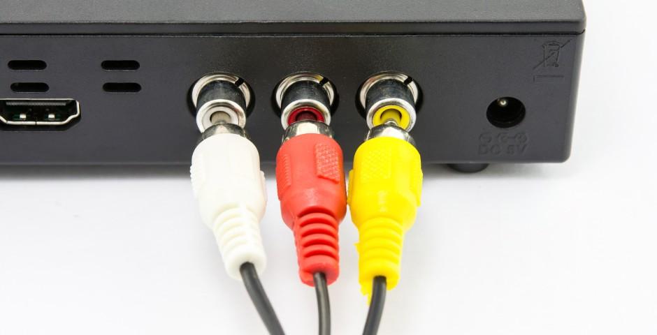 家電の配線