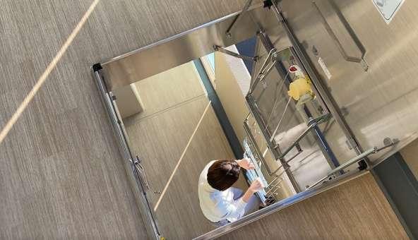 避難はしごの使い方